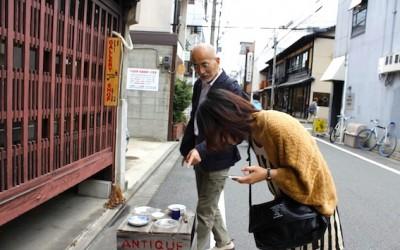 No.2 先生と京都ぶらり散歩!