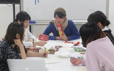 新メンバー説明会&お菓子会議!