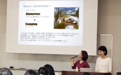 磯石裕子先生、清水依子先生 特別講義レポート