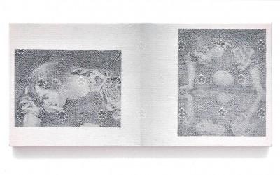 長尾浩幸教授個展「書物の化身」